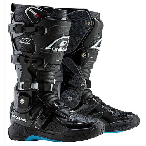 ONEAL 2018 RDX 2.1 BLACK MOTOCROSS MX BOOTS PIVOT ANKLE SYSTEM