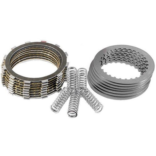 CLUTCH FIBRES, STEEL PLATES & SPRING KIT