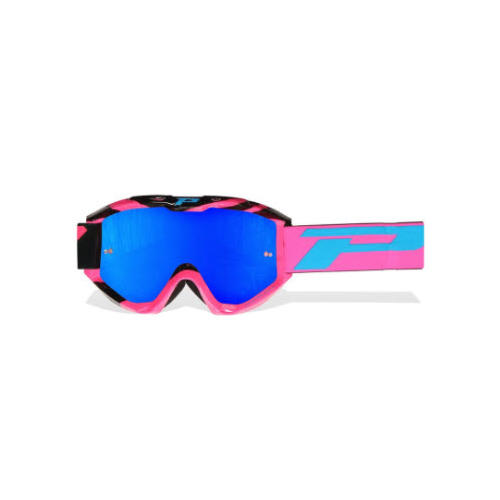 PROGRIP 3450 STEALTH MX MOTOCROSS GOGGLE PINK