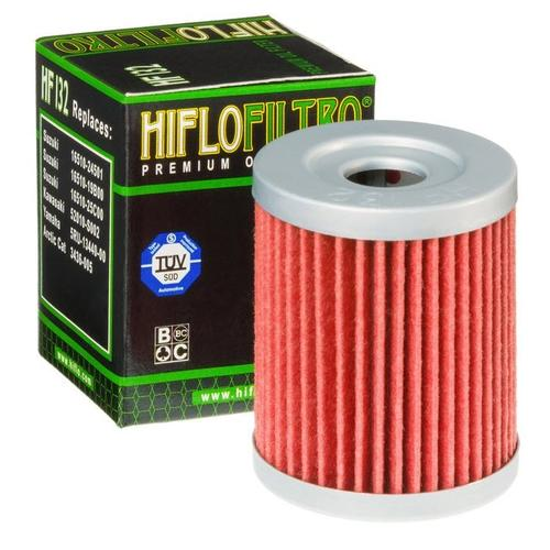 HIFLO MOTORCYCLE OIL FILTER HF132