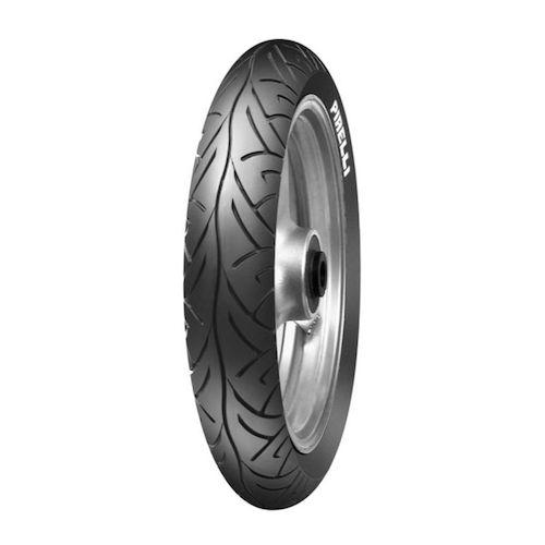PIRELLI SPORT DRAGON 100/80-17 ROAD FRONT TYRE