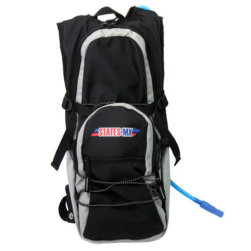 STATES MX ENDURO TRAIL CAMEL PACK HYDRATION DRINK SYSTEM BAG 2.0L