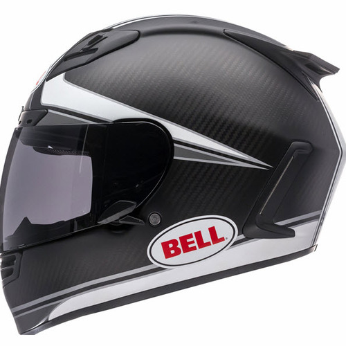 BELL CARBON RACE DAY STAR MOTORCYCLE ROAD HELMET LARGE