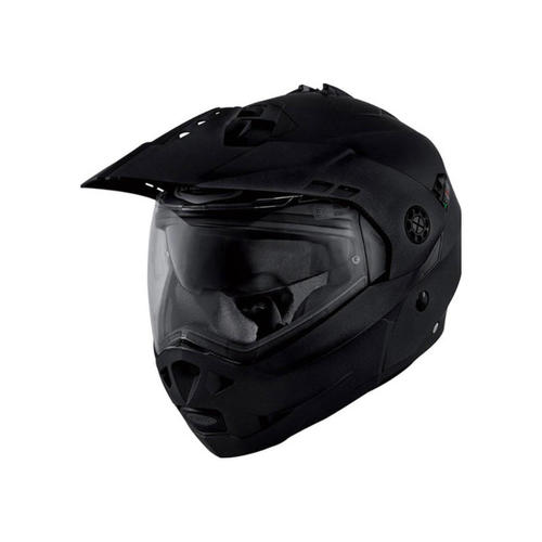 CABERG TOURMAX MATTE BLACK ADVENTURE DUAL SPORT MOTORCYCLE OFFROAD ROAD HELMET