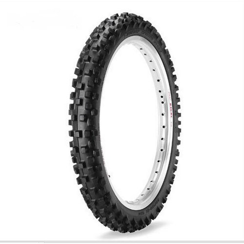 DUNLOP MOTORCYCLE FRONT TYRE 2.50 x 12 D724F ENDURO