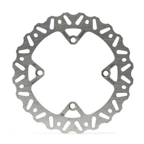 HONDA CRF 450 2002 - 2014 MOTO-MASTER NITRO REAR BRAKE DISC CRF450