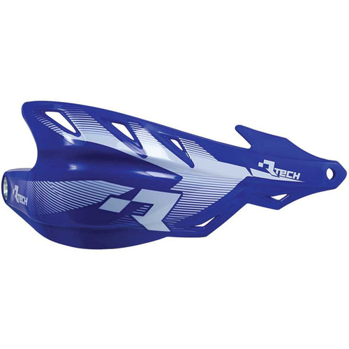 KAWASAKI KLX400 RACETECH ENDURO HANDGUARDS RAPTOR HAND GUARDS - BLUE KLX 400