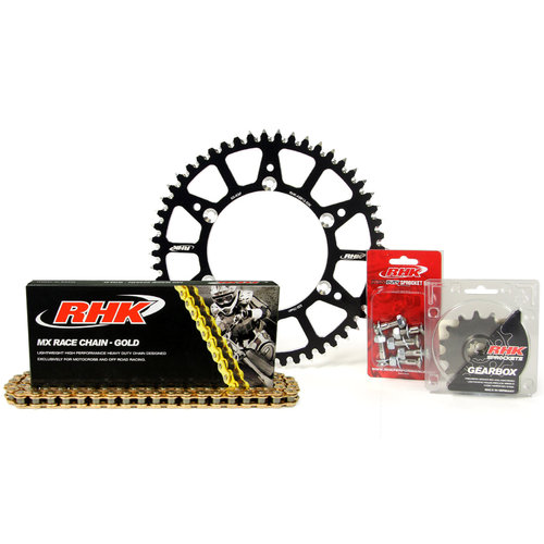RHK ALLOY CHAIN AND SPROCKET KIT