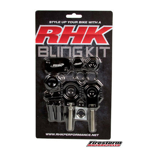 HONDA CRF 450 - RHK BLING KIT - CRF450 CRF450R 2009 - 2016 BLACK