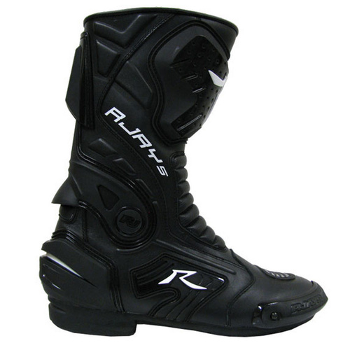 RJAYS ALTITUDE II MOTORCYCLE ROAD BIKE PROTECTIVE BOOTS BLACK 43