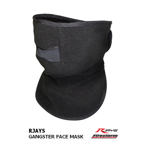 RJAYS GANGSTER MOTORCYCLE FACE MASK WIND RESISTANT THERMAL NECK WARMER