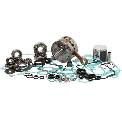 Complete Top and Bottom End Engine Rebuild Kit - Two Stroke