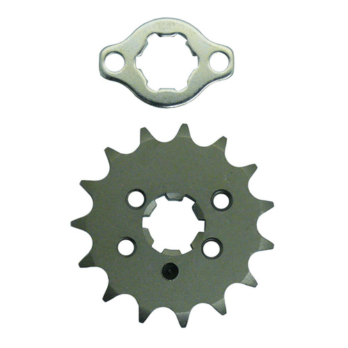 HONDA CT110 POSTIE MOTORCYCLE FRONT SPROCKET 15T STD GEARING GEARBOX SPROCKET