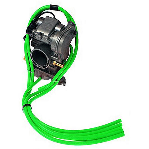 SAMCO SILICONE CARBY BREATHER VACUUM HOSE LINE KIT - GREEN