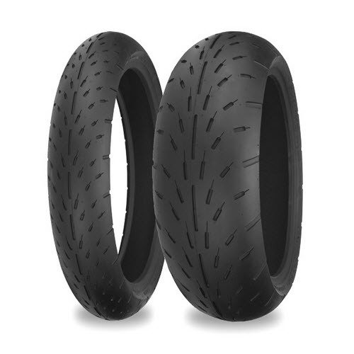 SHINKO 120/70-17 F003 ULTRA SOFT(S051) ROAD FRONT TYRE