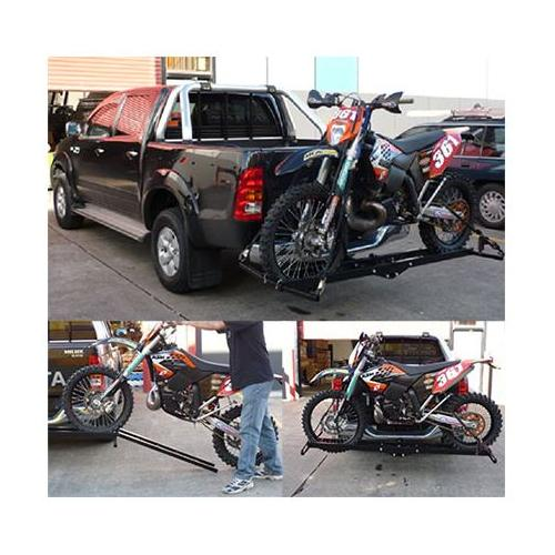 X-TECH FOLDING MOTORCYCLE CARRIER