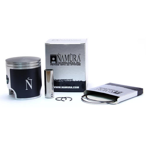 YAMAHA YZ250X 2016 - 2018 NAMURA PISTON KIT  66.37