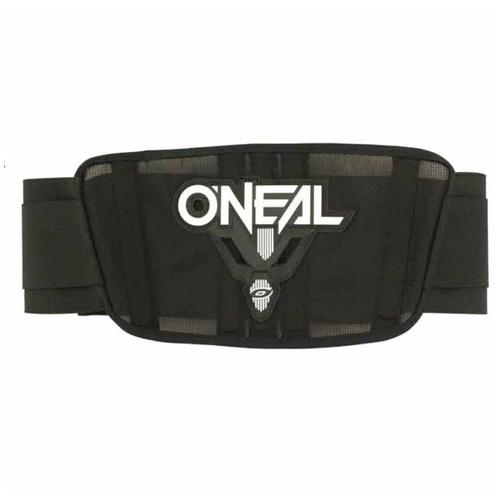 ONEAL ELEMENT MOTOCROSS MX MOTORCYCLE KIDNEY BELT BLACK ADULT