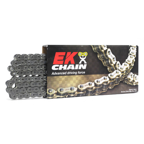 YAMAHA XT660Z TENERE 2009 - 2019 EK 520 QX-RING SUPER HEAVY DUTY CHAIN 120L
