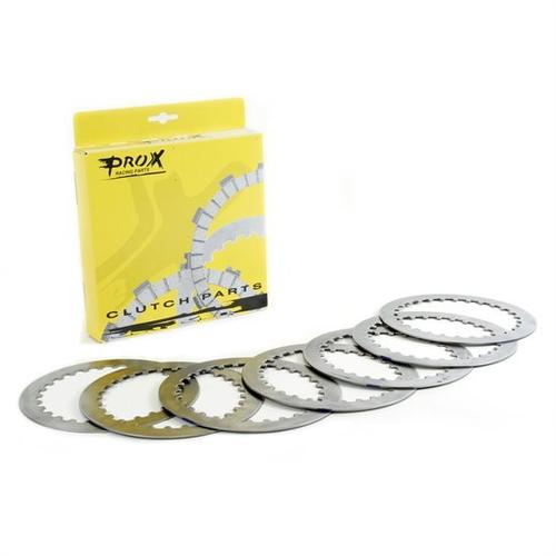 HONDA CRF450R 2002 - 2016 PRO-X STEEL CLUTCH PLATE SET