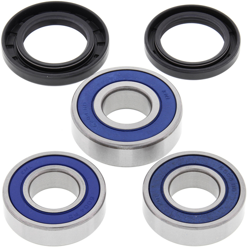 SUZUKI DR-Z400E 2000 - 2020 REAR WHEEL BEARING KIT ALL BALLS