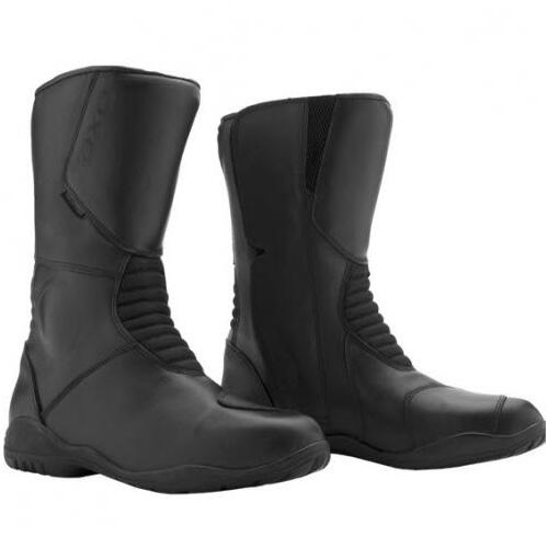 AXO WATER PROOF ROAD MOTORCYCLE BOOTS