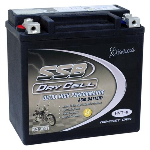 SUZUKI DL1000 V-STROM 2003 - 2018 SSB AGM HEAVY DUTY BATTERY