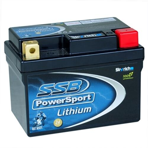 HONDA CRF250L 2013 - 2019 SSB HIGH PERFORMANCE LITHIUM BATTERY