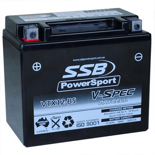 SUZUKI DL650XT V-STROM 2015 - 2019 SSB AGM BATTERY