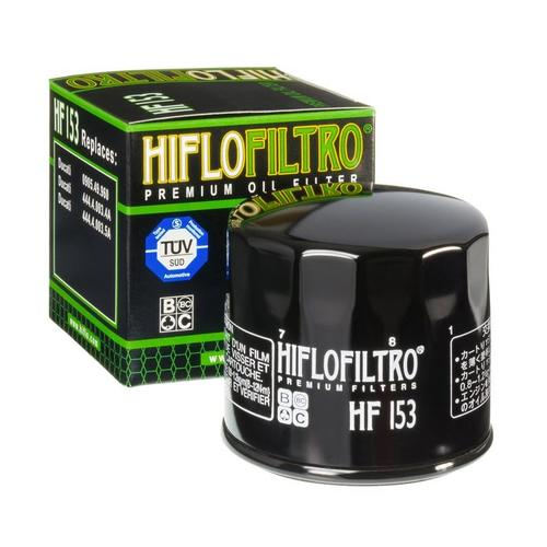 HIFLO MOTORCYCLE OIL FILTER HF153