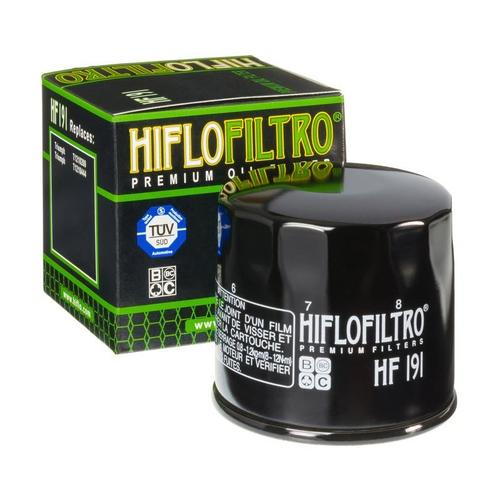 HIFLO MOTORCYCLE OIL FILTER HF191