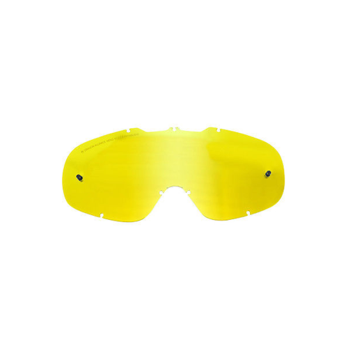BLUR B-ZERO MOTOCROSS MX GOGGLES IRIDIUM GOLD REPLACEMENT LENS