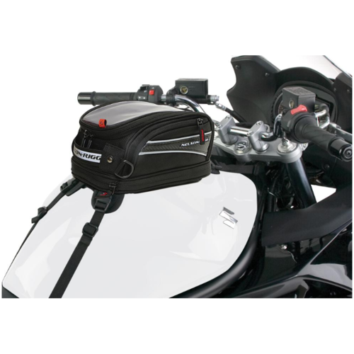 NELSON-RIGG MOTORCYCLE TANKBAG CL2014-ST EXPENDABLE STRAP ON 7-9 LITRE