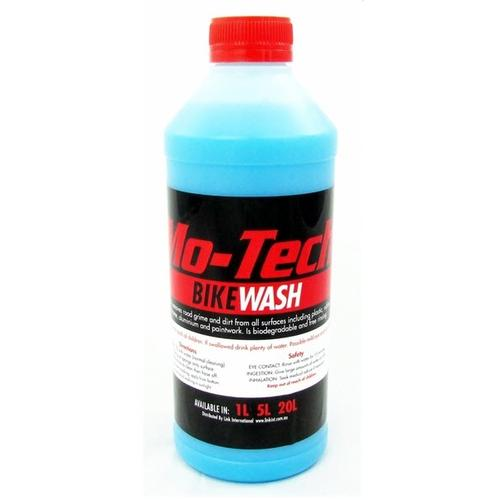 MO-TECH 1L HEAVY DUTY MOTORCYCLE CAR BIKE WASH
