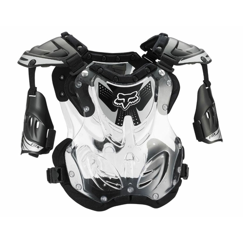 FOX R3 ROOST DEFLECTOR BODY ARMOUR SMALL