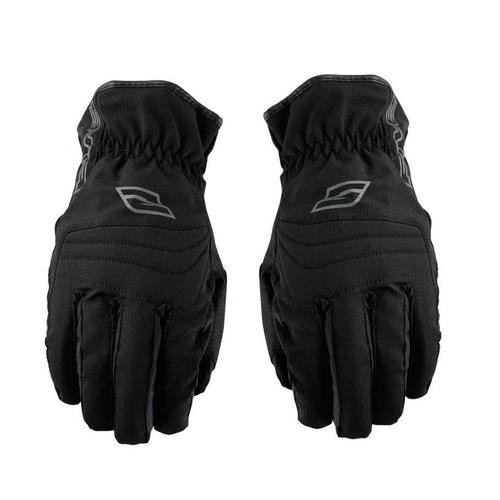 FIVE ALL WEATHER WATERPROOF BREATHABLE MOTORCYCLE GLOVES - BLACK