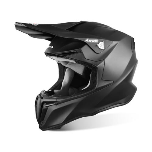 AIROH TWIST MATTE BLACK MX MOTOCROSS HELMET
