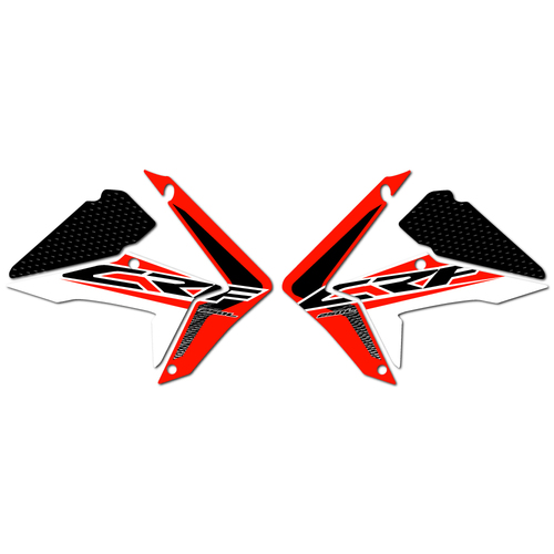 Honda CRF250L 2016 - GRAPHICS KIT OEM REPLICA STICKERS