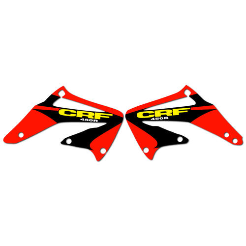 Motorcycle Graphic Kits - Shipped Fast Australia Wide