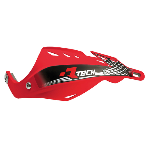 BETA 250 RR  -  RACETECH ENDURO HANDGUARDS GLADIATOR HAND GUARDS - RED