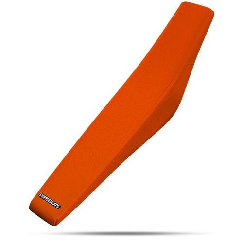 KTM  300 EXC 1998 - 2003 STRIKE GRIPPER SEAT COVER ORANGE-ORANGE