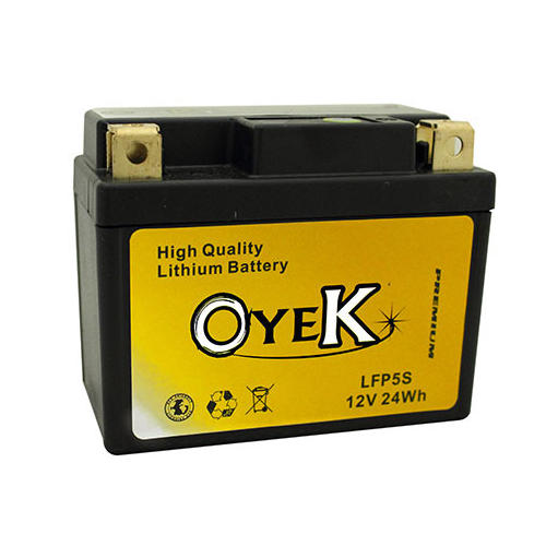 HONDA CT110  -  POSTY ULTRA LIGHT OYEK LITHIUM BATTERY 140 CCA POSTIE BIKE