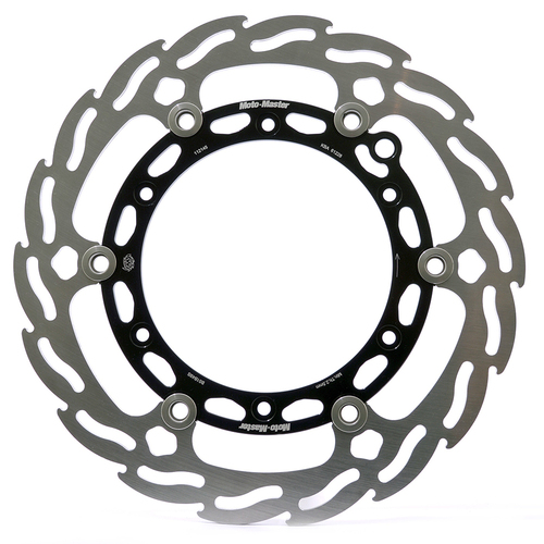 KTM 150 SX 2007-2021 MOTO MASTER FRONT FLAME FLOATING 260MM BRAKE DISC