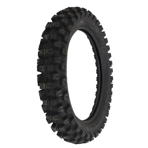 MOTOZ TRACTIONATOR 110/100-18 ENDURO TRAIL INTERMEDIATE REAR MOTORCYCLE TYRE DOT APPROVED