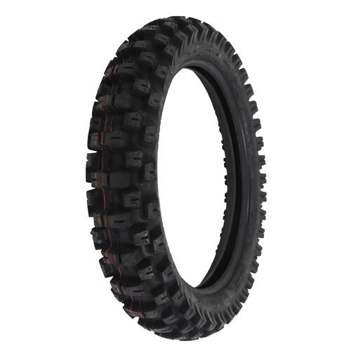 MOTOZ TRACTIONATOR 110/90-19 ENDURO TRAIL INTERMEDIATE REAR MOTORCYCLE TYRE DOT APPROVED