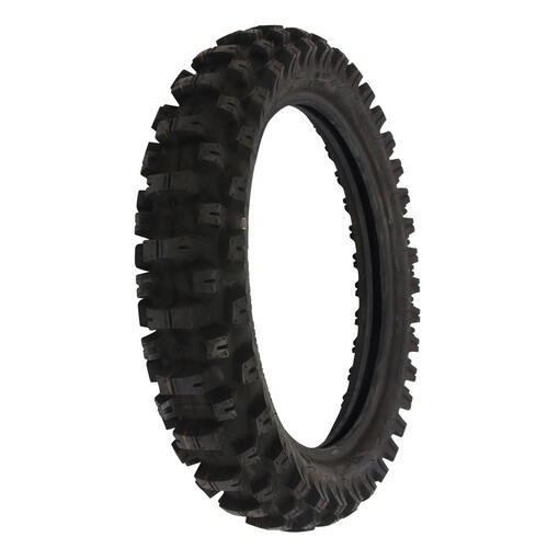 MOTOZ TRACTIONATOR 100/90-19 ENDURO TRAIL SOFT TERRAIN REAR MOTORCYCLE TYRE - DOT APPROVED