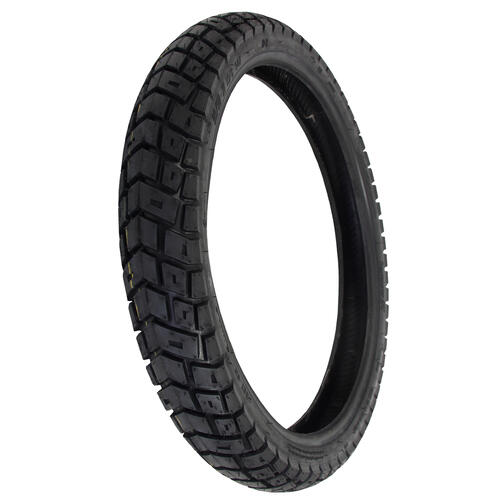 MOTOZ GPS TRACTIONATOR ADVENTURE TRAIL 90/90-21 FRONT MOTORCYCLE TYRE - DOT APPROVED