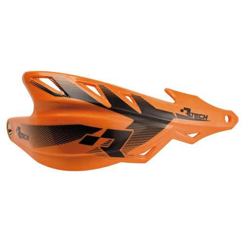 KTM 450 EXC-F  -  RACETECH ENDURO HANDGUARDS RAPTOR HAND GUARDS - ORANGE