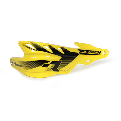 SUZUKI DRZ400E  -  RACETECH ENDURO HANDGUARDS RAPTOR HAND GUARDS - YELLOW