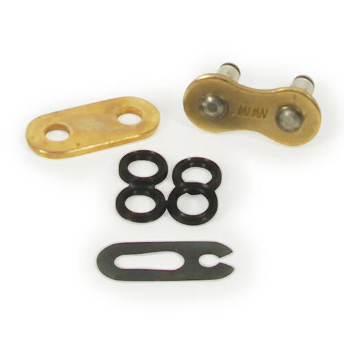 RHK CHAIN - 520 XR-HD GOLD CLIP CON LINK